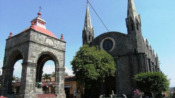 Chapitel del Calvario en Cuernavaca – Morelos