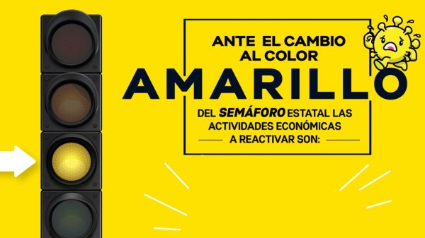 Conoce el protocolo de salud en semáforo amarillo por Covid-19 de Morelos para las actividades económicas