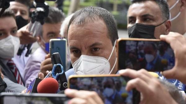 Gobernador de Morelos - Cuauhtémoc Blanco Bravo
