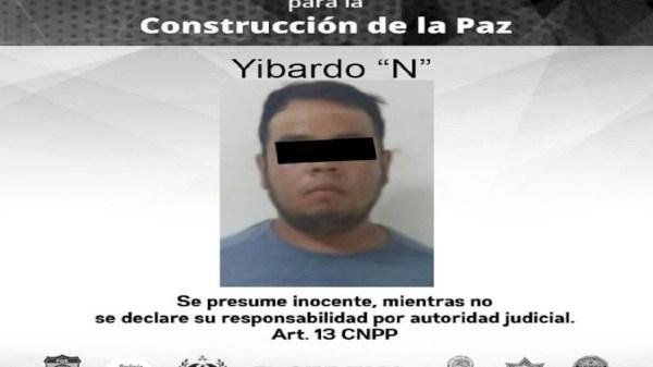 """Detienen a joven de 20 años por robar en el mercado municipal """"Unidad Morelense"""" de Temixco"""