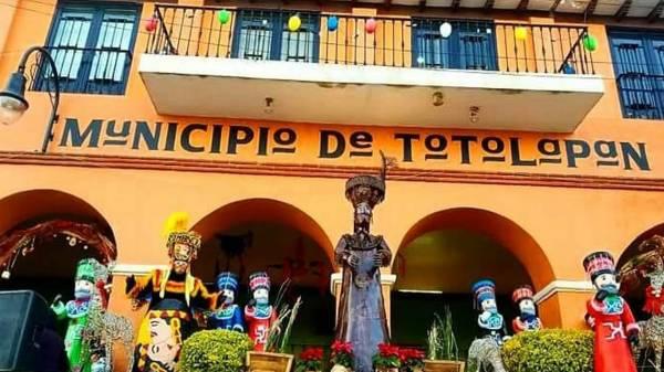 Totolapan Morelos   Código Postal, Tipo de Asentamiento y Código Lada del municipio