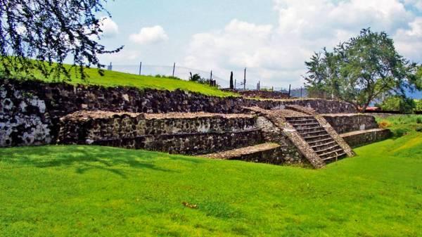 Zona Arqueológica de Yautepec - Morelos | Reseña, Ubicación Y Precios Para Visitar Las Pirámides