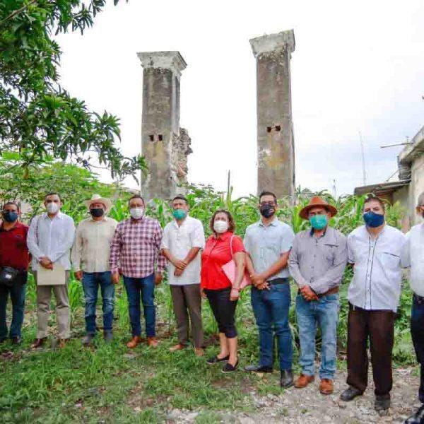 Conmemoran importancia histórica del 152 aniversario de Yautepec como la primera capital de Morelos