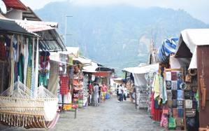 Mercado y Tianguis artesanal en Tepoztlán – Morelos