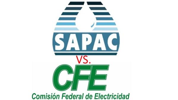 Las irregularidades de SAPAC que llevaron a la millonaria deuda con la CFE