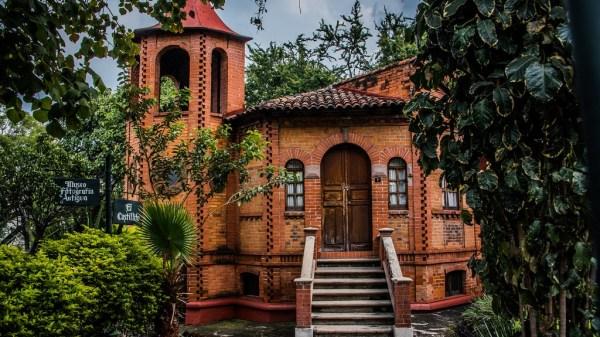 El Castillito | Museo fotográfico de Cuernavaca