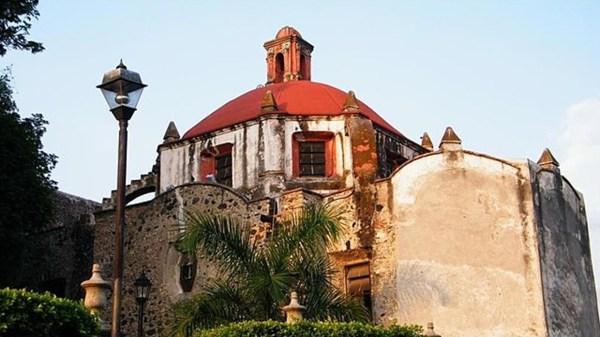 Templo y Ex Convento de San Diego en Cuautla - Morelos