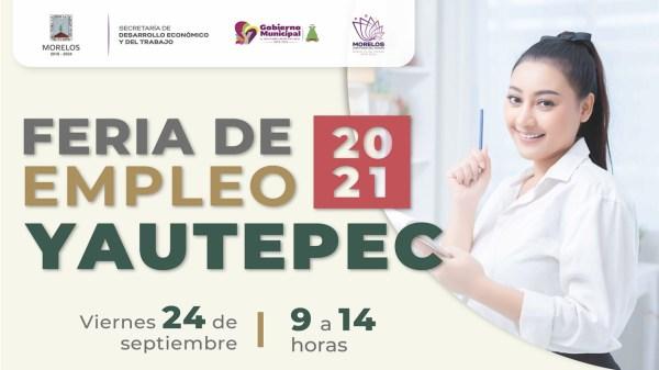 ¿Buscas Trabajo En Yautepec? El SNE Trae Una Feria De Empleo Para Ti