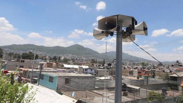 Alertas antisísmicas serán instaladas en todo el estado de Morelos, a más tardar a finales de este año