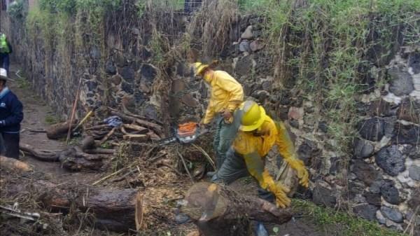 Mueren 2 mujeres y una niña de 4 años tras ser arrastradas por las corrientes en Tlayacapan