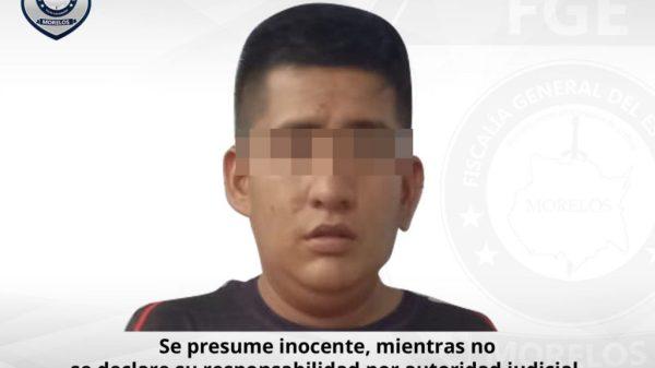 """Vinculan a Proceso a """"El Chuki"""" por decapitar a un hombre en Puente de Ixtla"""