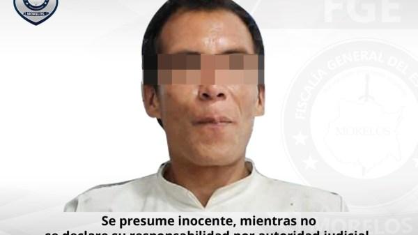 """Vinculan a proceso a alias """"El Talachitas"""" por intentar asesinar a su padre en Totolapan"""