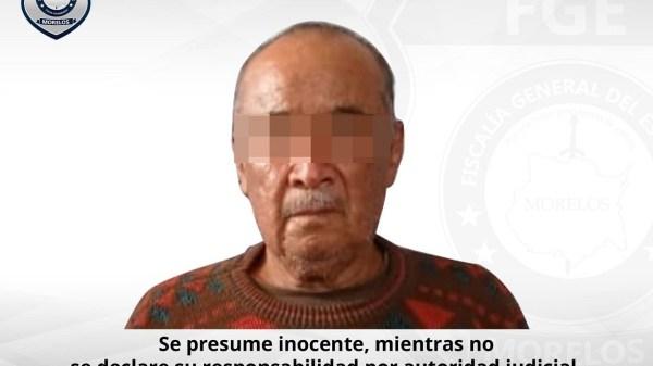 Hombre de 76 años viola a la nieta de su pareja de 13 años de edad y la deja embarazada