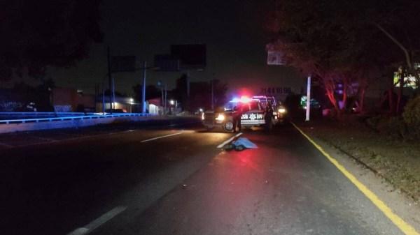 Sexagenario es atropellado en carretera México – Cuautla y conductor se da a la fuga