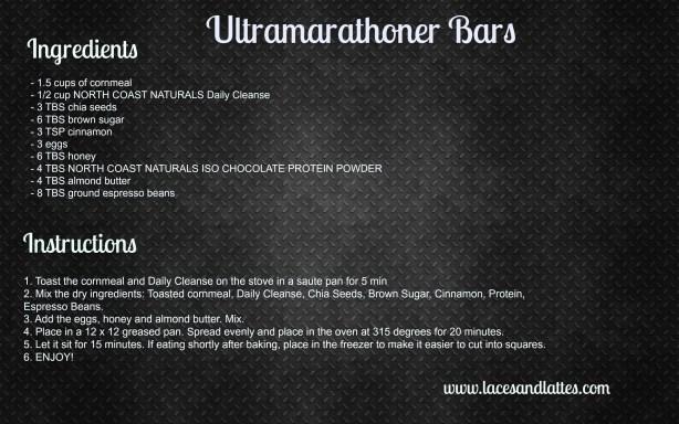 ultramarathoner bars