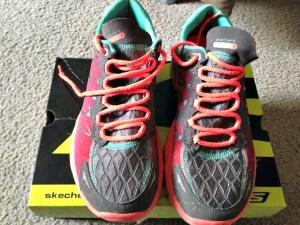 SKECHERS Go Bionic Trail Shoe Review