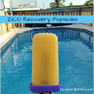 ZICO Recovery Popsicles