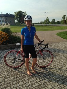 Training for a Multi Day Cycling Event