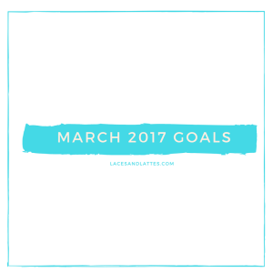 March 2017 Goals and a Community Challenge