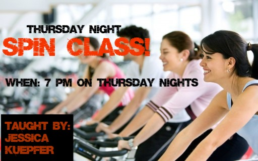 Old advert...I don't teach Thursday nights anymore.