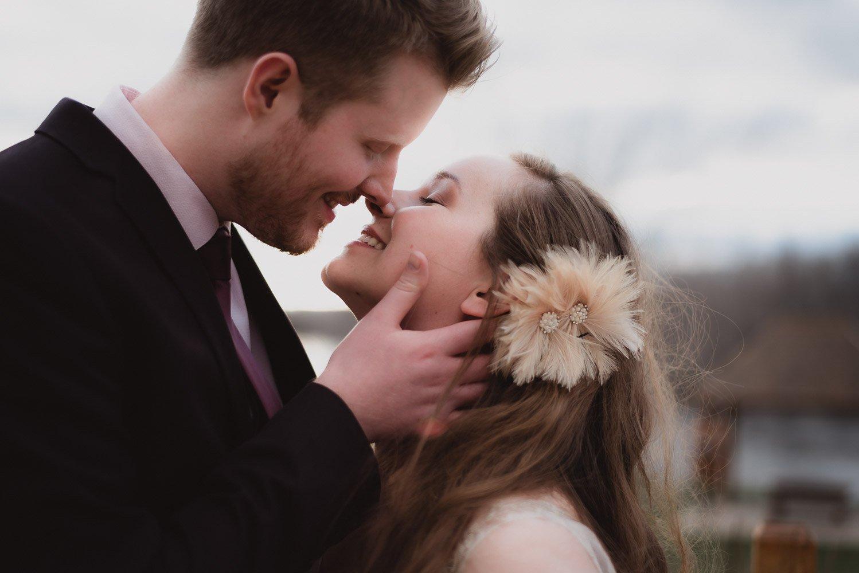 Tearful Fredericton Wedding - Brunswick Street Baptist - The Tipsy Muse - The Hazen Centre Oromocto 2019 -58