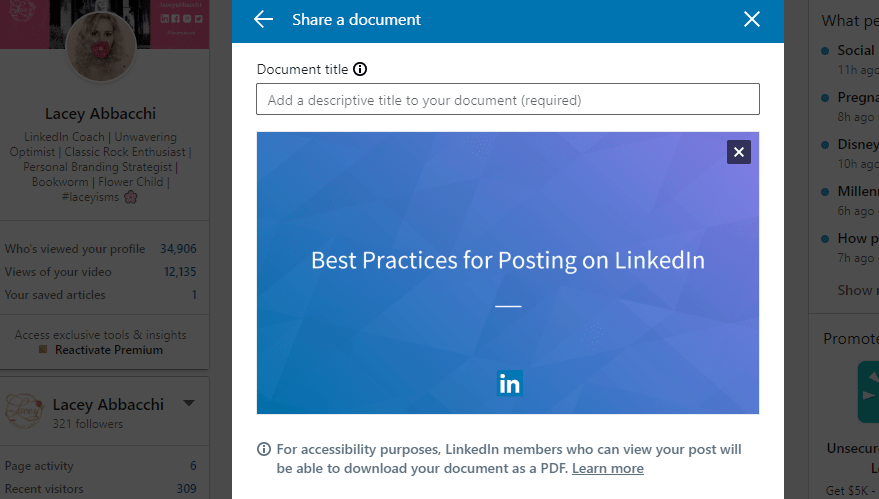 document-linkedin-features