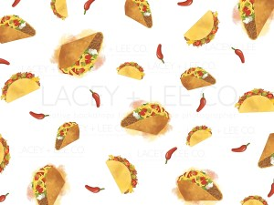 Taco bout a party Photo Backdrop