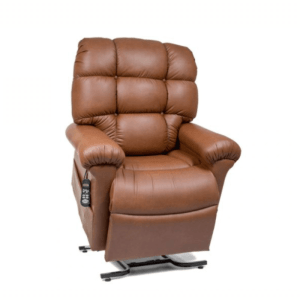 Power Lift Chairs are an amazing asset to those who need mobility in the home. The best thing about the power lift chairs is that they are like a recliner but so much better. These lift chairs help people stand up comfortably and sit back down effortlessly with hand held controls. Power lift chairs are incredibly comfortable, and come in a wide range of colors, and fabrics.  They can be made to fit your homes décor, and your individual sense of style!