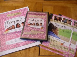 Bound study guide, DVD, and promotional inserts