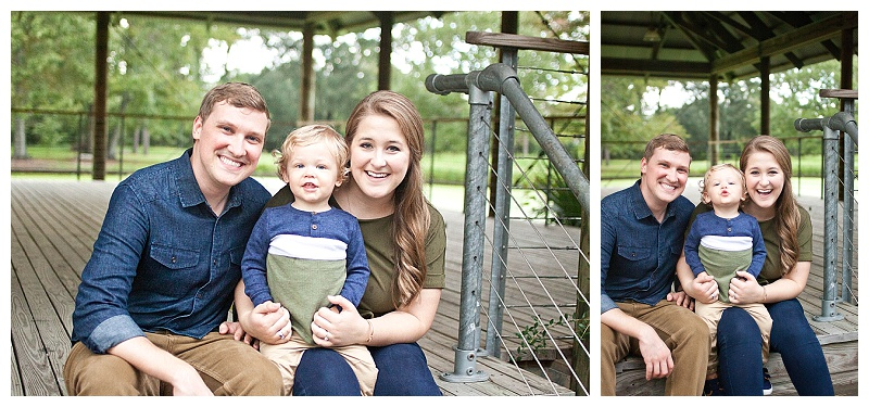 Baton Rouge Louisiana Family Photography