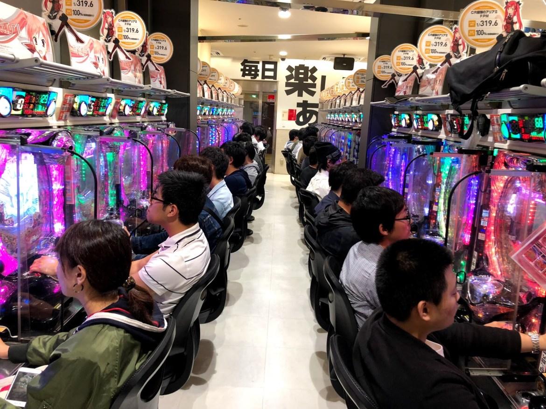 salle de jeu Akihabara