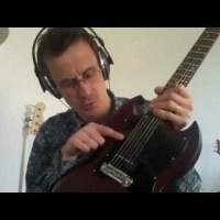 Test de la guitare SG Study @SR_Guitars