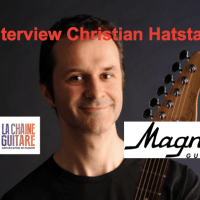 Interview Christian Hatstatt de @MagnetoGuitars