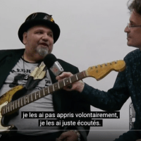Interview Popa Chubby (@PopaChubb) guitare à la main !
