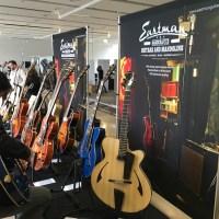 Une interview pour tout savoir sur Eastman Guitars