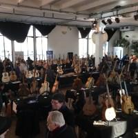 Salon de la guitare de la Bellevilloise 2016 : tout acoustique