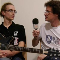 Interview luthier Jérôme Vander Maren - Issoudun 2016