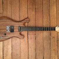 Test Guitare de luthier : Franfret - Modèle Oniric
