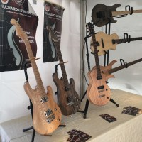Interview luthier Laurent Huchard - Guitare en Scène 2017