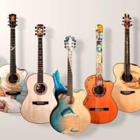 """Le projet canadien du """"Groupe des Sept"""" luthiers enfin terminé !"""