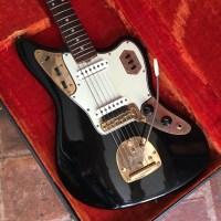 Fender Jazzmaster 1963, Jaguar 1964 - Guitares d'Exception Matthieu Lucas
