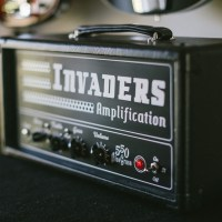 Invaders Amplification, interview en direct François Deschamps