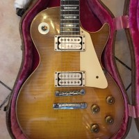 """Spot"" Les Paul Gibson Burst 1959 - Chronique Guitares d'Exception Matthieu Lucas"