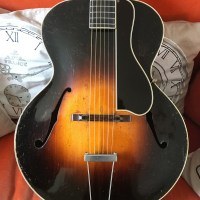 Gibson L-5 1934 - Guitare d'Exception Christian Séguret