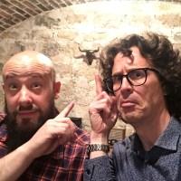 """Inauguration """"Les Salauds"""" - Interview Julien Bitoun, le 3ème salaud !"""