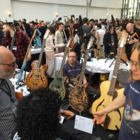 Holy Grail Guitar Show 2018 - Interviews de luthiers - Partie 2/2