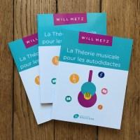 """Interview Will Metz - Auteur de """"La Théorie Musicale pour les Autodidactes"""""""