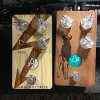 Test Pédale - High Voltage Anasounds, le son AC/DC