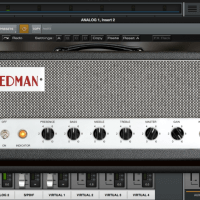 Test Plugin - Ampli Friedman DS40 Universal Audio