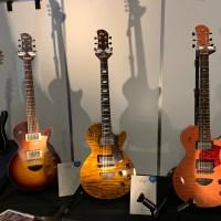Interview luthier Bizen Guitars - Sound Messe Osaka 2019